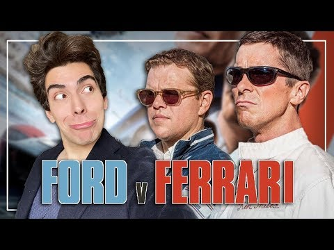 Critica / Review: Contra Lo Imposible (Ford v Ferrari)