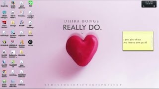 Dhira Bongs - Really Do (Official Lyric Video)