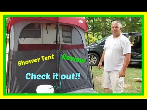 Northwest Territory Shower Tent  sc 1 st  YouTube & Northwest Territory Shower Tent - YouTube