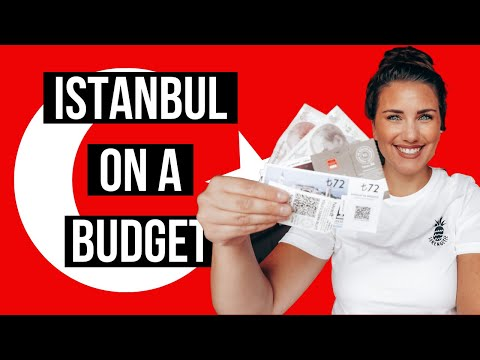 HOW EXPENSIVE IS ISTANBUL TURKEY?   Is ISTANBUL a BUDGET friendly travel destination?
