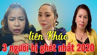 Liên Khúc Nhạc Chế 3 Bà Bị Ghét Nhiều Nhất | Nữ Việt Kiều Đài Loan - Nguyễn Hồng Nhung - Linh Trang