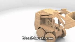Bobcat Cnc: 3d Assembly Animation (720hd)