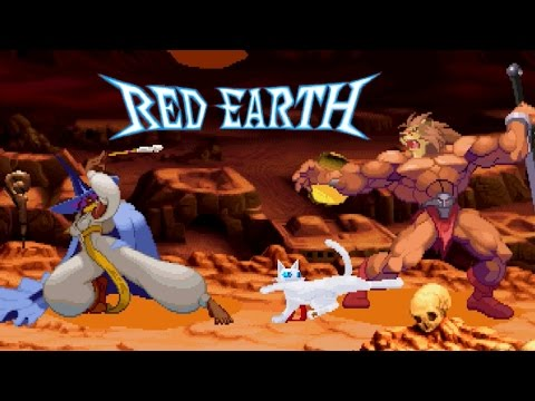 Red Earth - VS Online (15/7/15) 1/2
