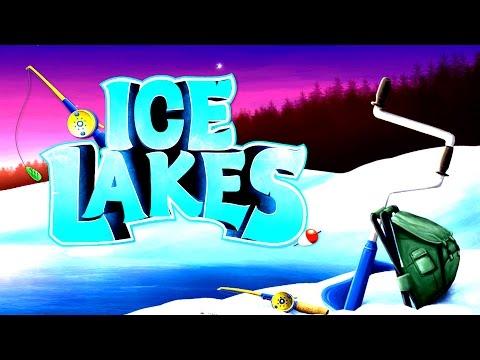 MaxINFINITE , Pink si Pisica pescuiesc pesti noi | Ice Lakes