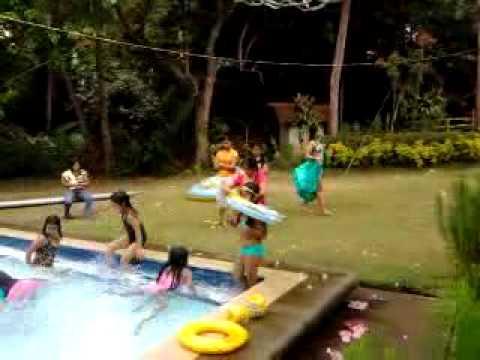 Cadiz City - Philippine Normal University Grade 1 class Swimming Party