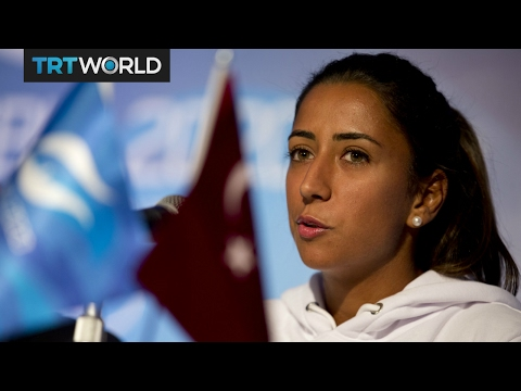 Turkey's best tennis talent: Interview with Cagla Buyukakcay