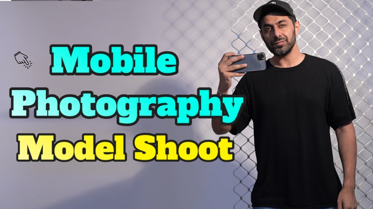 Mobile Photography Modeling Shoot | Phone Photography Tips in Hindi | Amazing Photography Ideas
