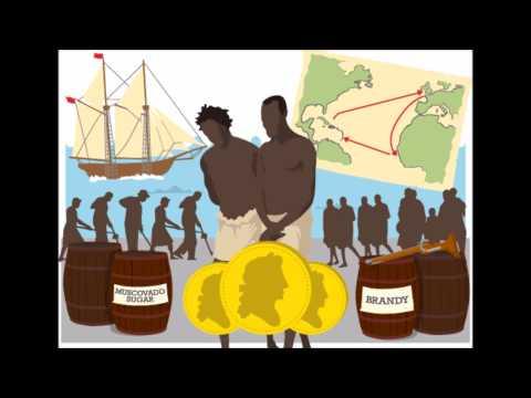 Triangular trade & Middle Passage