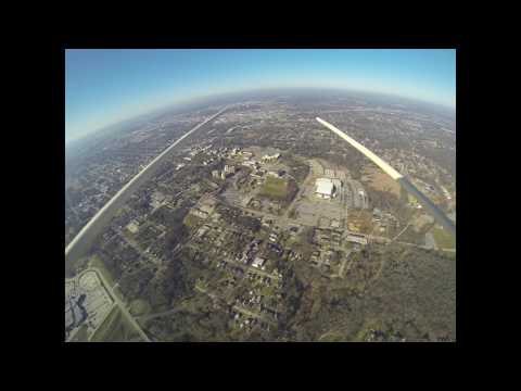 High Altitude Balloon Flight Video - SEMO