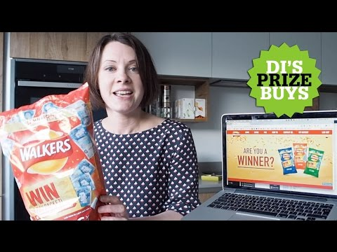 Win cash in the Walkers Crisps Pay Packet #PayDayBaller promotion