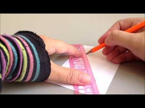 Cartão Infinito - como fazer  (Never...