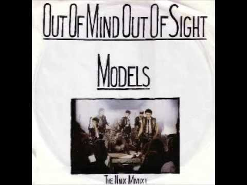 Models - Out Of Mind Of Sight - The Nnix Mmix! (extended mix)