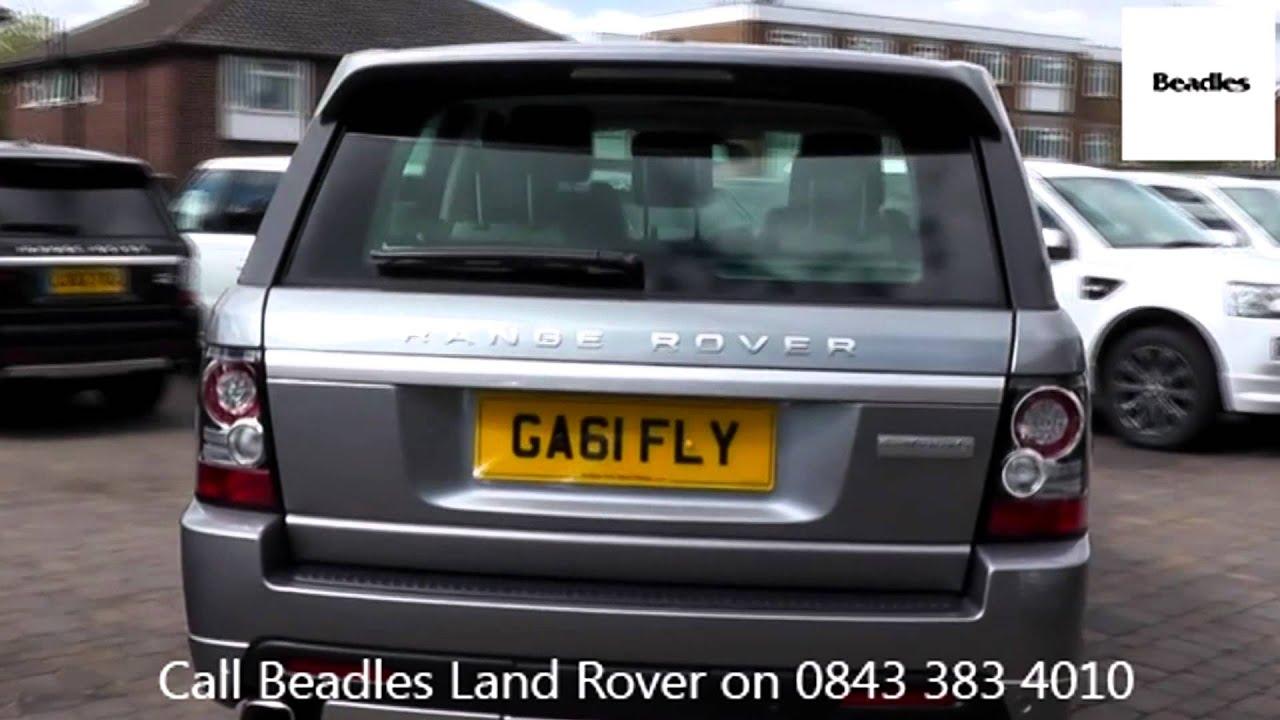Beadles Orkney Grey 2011 Land Rover Range Rover Sport SDV6
