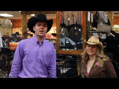 cffc5d3d6 Cowboy Hats 101 - Fur, Felt and Wool - YouTube