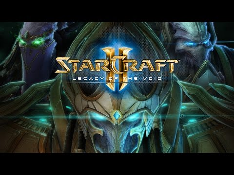 StarCraft II: Legacy of the Void Game Movie