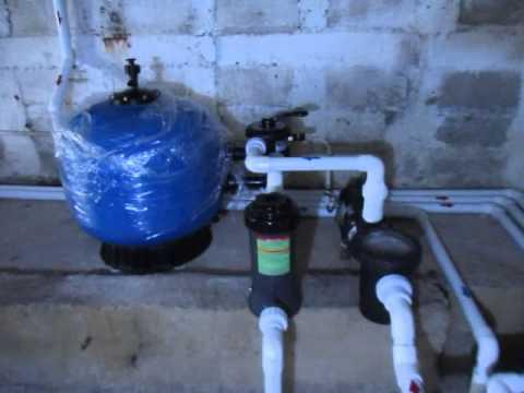Proyecto n 1 cuarto de maquinas para piscina youtube - Bombas de depuradoras para piscinas ...