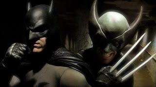 BATMAN vs WOLVERINE - Super Power Beat Down (Episode 3) thumbnail