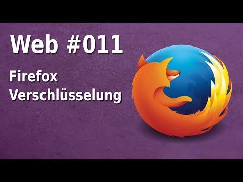 Firefox - bessere Verschlüsselung einstellen (How