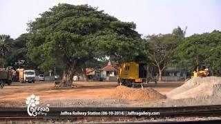 Jaffna Railway Station (06-10-2014)