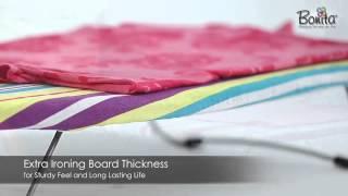 Mini Table Top Ironing Board