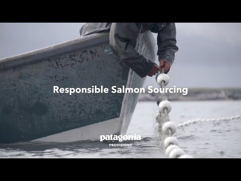 Patagonia Provisions - Responsible Salmon Sourcing