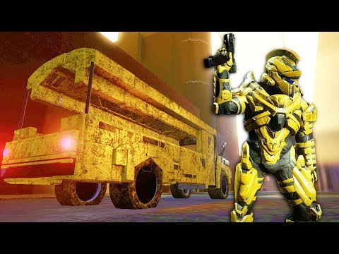 Survive the Town in Halo 5!