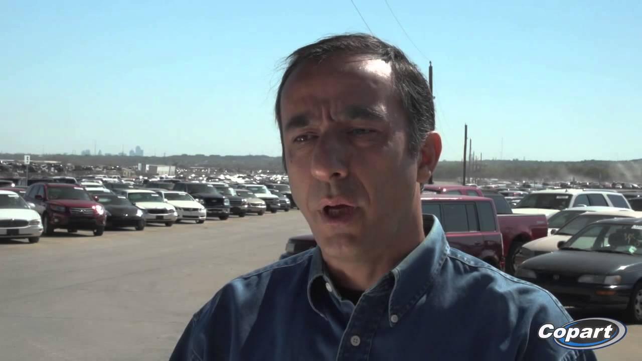 Copart Com Review >> Copart Customer Review Fred Auto Car Rebuilder