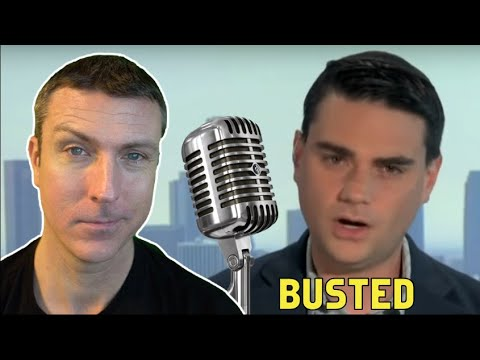 Ben Shapiro Caught on Hot Mic - Reveals Who He Really Is When He Thinks No One is Listening