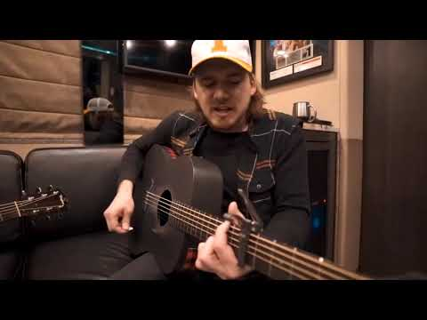 "Morgan Wallen -Luke Combs Cover ""She Got The Best Of Me"""