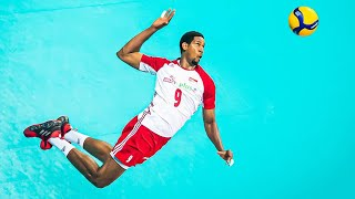 Wilfredo Leon the best moments for Poland