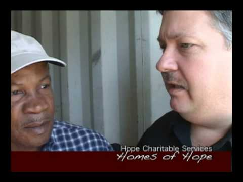 Interview at Hope Charitable Services