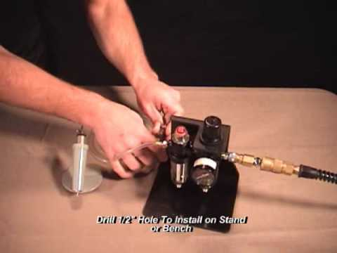 OnOff Two Way Valve Air Switch YouTube