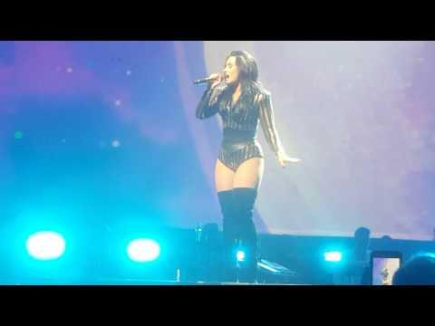 Confident- St Louis Demi Lovato