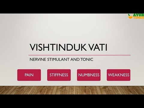 Vishtinduk Vati Benefits, Uses, Side Effects & Dosage | Ayur