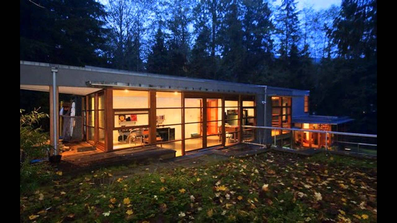 Cullens House From Twilight twilight new moon house cullen's residence - youtube