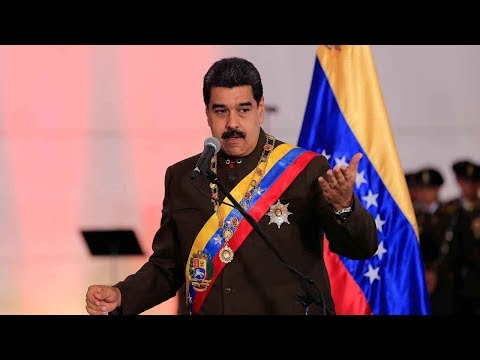President Maduro renews call for dialogue with opposition in Venezuela