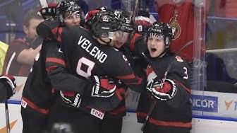 Jääkiekon U20 MM 2020 | Loppuottelu | Kanada-Venäjä