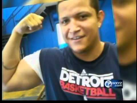 Miguel Cabrera shows off slimmed down frame - YouTube Miguel Cabrera Muscle