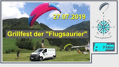 Grillfest am Bischling in Werfenweng [FHD]