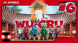 LEGO Ninjago WU-CRU - Lloyd's Holo Log - iOS / Android - Gameplay Video Part 6