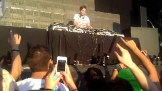 """ALESSO """"Pressure"""" Masquerade Motel Miami 2012 Swedish House Mafia"""