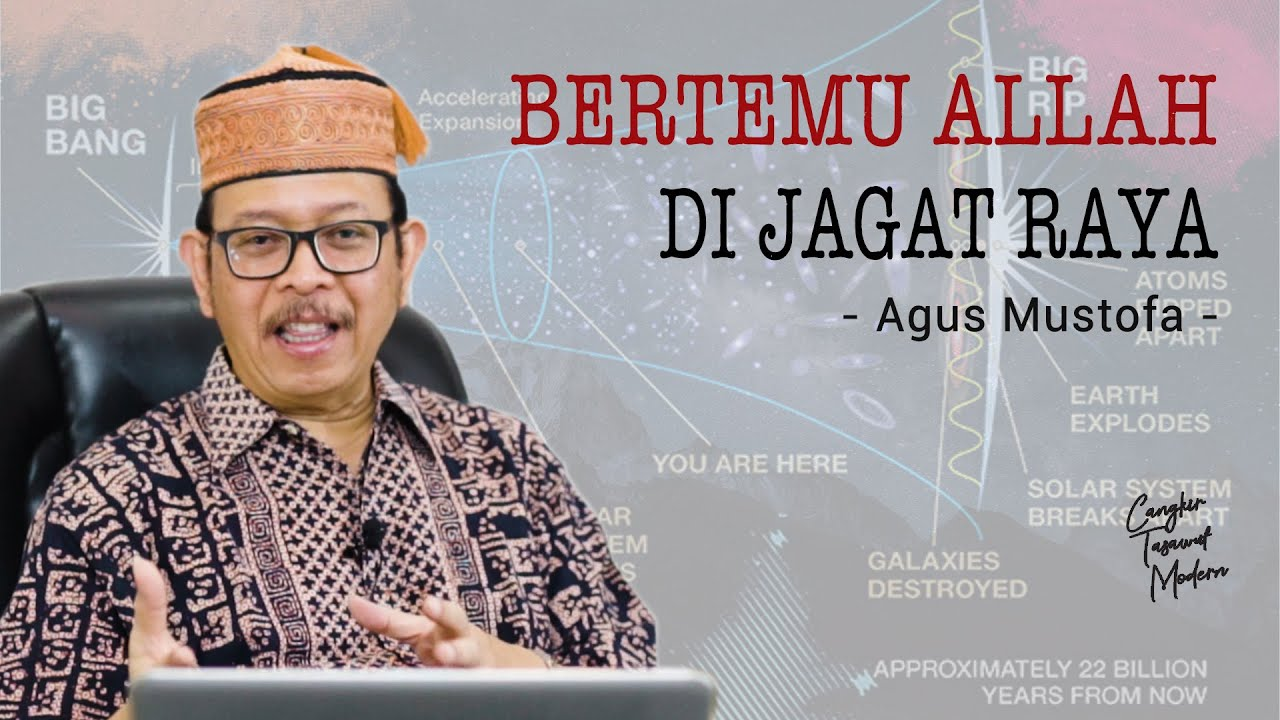 Cangkir Tasawuf Modern eps 68 - BERTEMU ALLAH DI JAGAT RAYA
