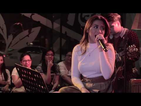 Morissette Amon - Defying Gravity/Don't Stop Believin' (a Glee Cover) Live at the Stages Sessions