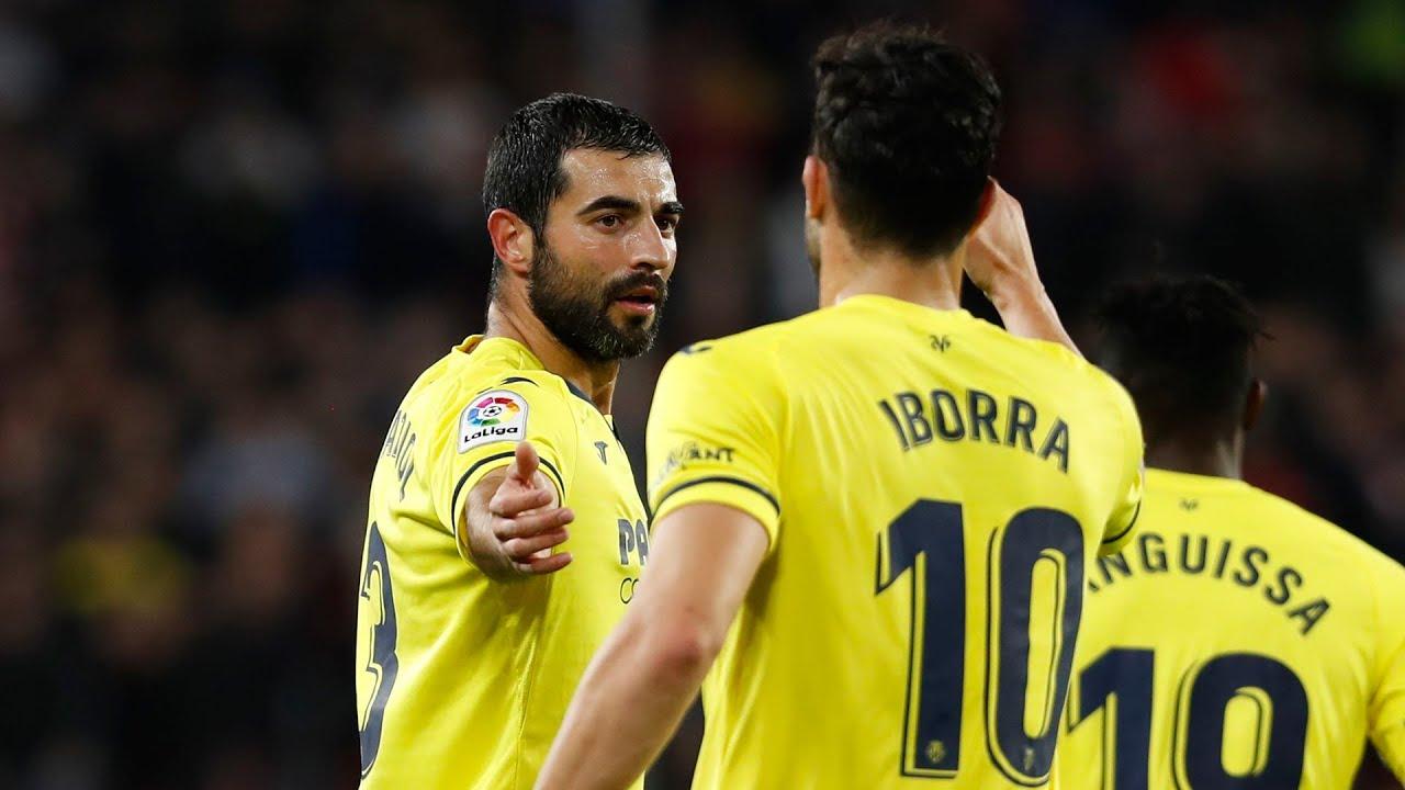 Sevilla 1-2 Villarreal - Jornada 17 LaLiga 2019/20