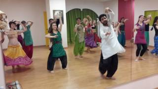 IN ANKHON KI MASTI KE/  by HEMANT DEVARA/ UMRAO JAAN /REKHA /BOLLYWOOD VIDEO/MUJRA WORKSHOP