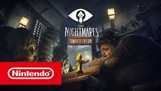 Little Nightmares Complete Edition - Trailer (Nintendo Switch)