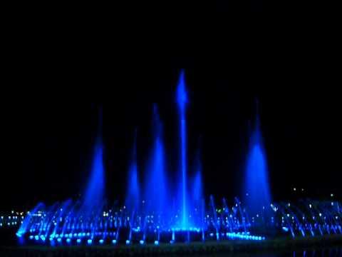 Musical fountain 2
