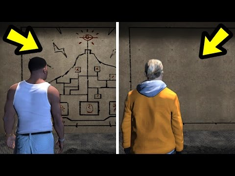 CAN YOU SEE THE MURAL IN PROLOGUE? (GTA 5)
