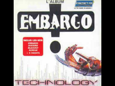 Embargo - Scream (Avatar X Remix)