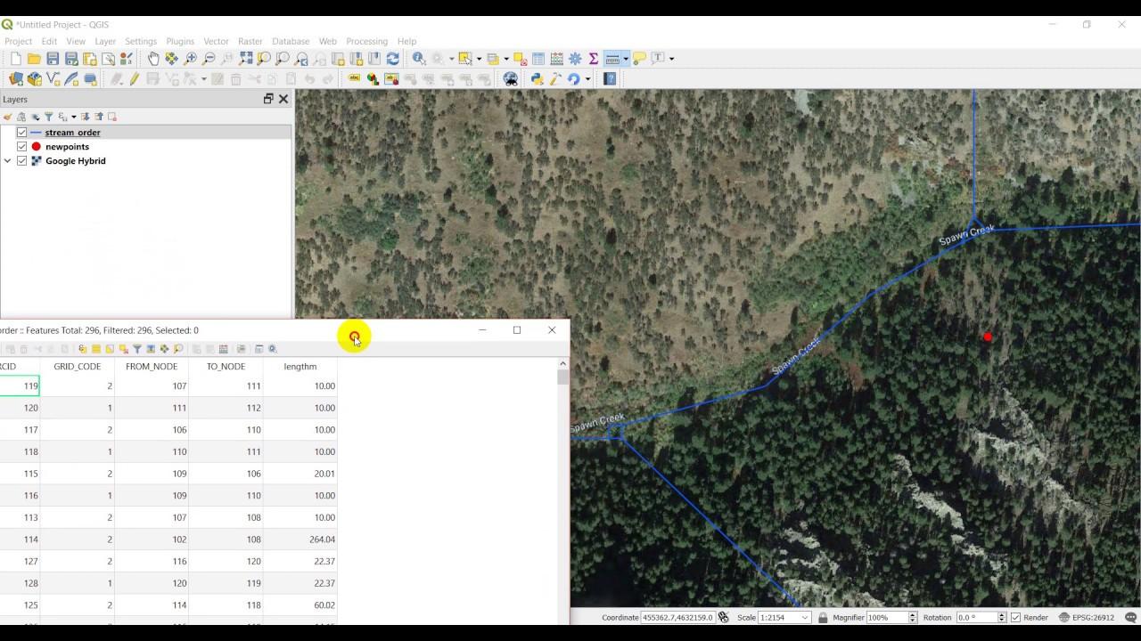 QGIS Python (PyQGIS) - Measure distance between features